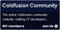 CFUnited CF community